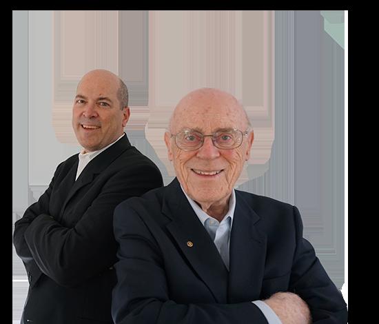 John and Phil Tobin